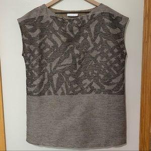 Bryn Walker textured blouse